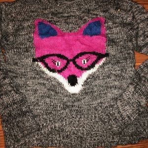 Sweaters - Fox sweater